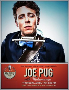 Joe Pug at Real-Phonic Radio Hour
