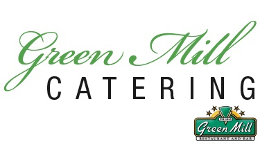 green mill Catering Logo - New