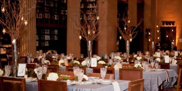 Wedding Reception Banquet Hall James J Hill Center Minneapolis